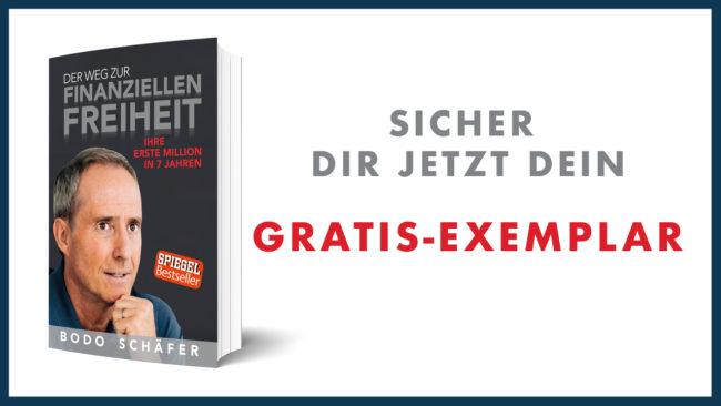 Bodo Schäfer - Der Weg zur finanziellen Freiheit